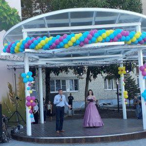 Дмитрий Судавцов принял участие в торжественном открытии нового сквера на проспекте Юности