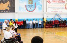 Этап Кубка России по парабадминтону проходит на Ставрополье