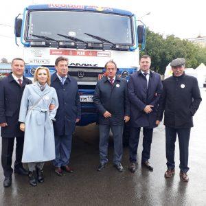 Дмитрий Судавцов принял участие в торжествах, посвящённых Дню Ставропольского края и 242 годовщине образования города Ставрополя