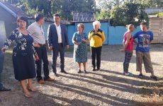 Дмитрий Судавцов встретился с жителями 12 микрорайона города Ставрополя