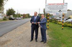 Алексей Завгороднев проинспектировал объекты нацпроекта «безопасные и качественные автомобильные дороги»