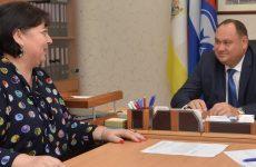 Алексей Завгороднев встретился с жителями Изобильненского городского округа