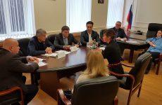 Алексей Лавриненко и Дмитрий Судавцов провели совместный прием граждан