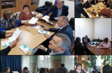 Изобильненские партийцы активно участвуют во всероссийской неделе приёма граждан