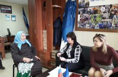 В Петровской местной общественной приемной состоялся тематически прием граждан