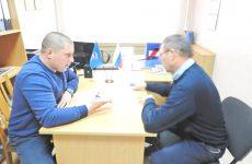 В Новоалександровском городском округе стартовала неделя приемов граждан