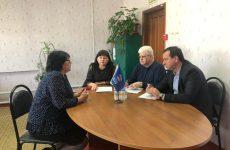 Жители Андроповского района получили возможность обратиться к органам исполнительной и законодательной власти краевого уровня