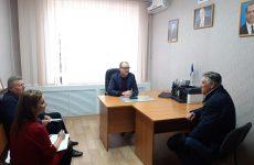 Прием по личным вопросам состоялся в Ипатовском городском округе