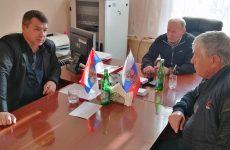 11 ноября в Труновском районе провел выездной прием граждан депутат Думы Ставропольского края Андрей Юндин