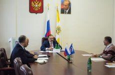 Сергей Меликов принял участие в неделе личного приема граждан