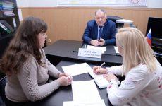 Александр Горбунов встретился с жителями Пятигорска
