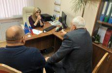 Елена Бондаренко провела большой прием граждан