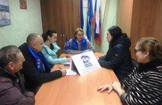 Невинномысские депутаты встретились с избирателями