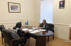 Депутат Госдумы РФ Михаил Кузьмин провел личный прием граждан