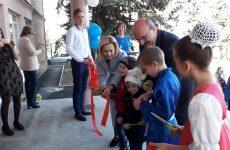 В Петровском районе СК прошло торжественное открытие двух объектов, реализуемых в рамках партийных проектов