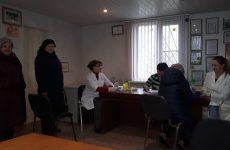 В Октябрьском районе города Ставрополя было проведено тематическое мероприятие по измерению уровня сахара в крови