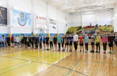 Открытый личный турнир по бадминтону на призы краевой Думы стартовал в Ставрополе