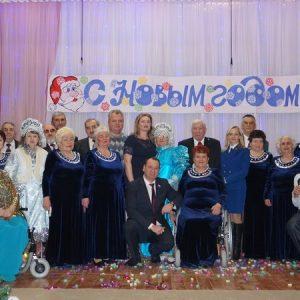 В преддверии Нового года Игорь Николаев посетил геронтологический центр посёлка Иноземцево