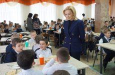Ольга Тимофеева: «Ставрополье одним из первых в стране готово обеспечить школьников бесплатным горячим питанием»