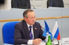 Юрий Гонтарь: «Повышение качества жизни наших земляков – в приоритете»