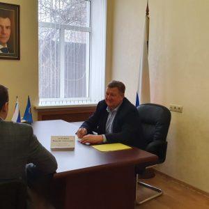 Николай Мурашко провел личный прием граждан