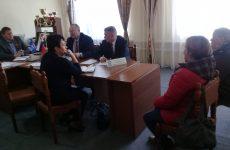 Иван Якименко провел выездной прием граждан