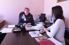 В Новоалександровской общественной приемной дан старт проведению тематических приемов граждан в рамках работы «семейных приемных»