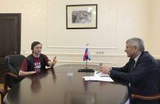 Лавриненко Алексей Фёдорович провёл прием граждан