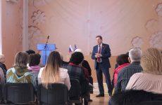 Михаил Кузьмин совместно с Еленой Долговой провели выездную рабочую поездку в Благодарненском городском округе