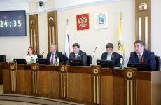 Депутаты Думы Ставрополья поддержали конституционные поправки