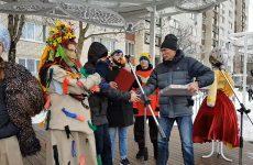 В краевой столице состоялись праздничные мероприятия, посвященные завершению «Масленичной недели»