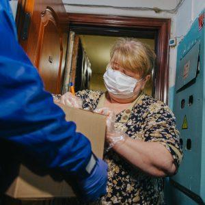 В Ставрополе бесплатные продуктовые наборы получат более 3650 пенсионеров