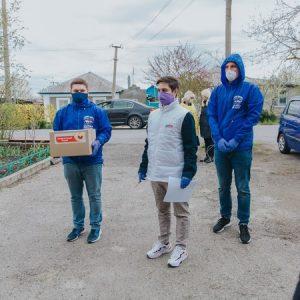Более 3500 пенсионеров Ставрополя снова получат бесплатные продуктовые наборы
