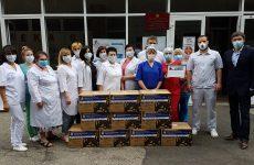 Дмитрий Судавцов поддержал акцию #cпасибоврачам