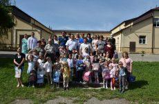 Юные пелагиадцы стали участниками праздника в честь Дня России