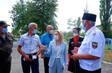 Ольга Тимофеева: «Только встречи с людьми дают полную картину ситуации на местах»