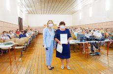 Ольга Тимофеева: «Лучшая альтернатива депутатскому отпуску –  встречи с людьми в селах»