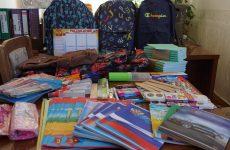 В Грачевском районе продолжается акция «Собери ребенка в школу»
