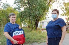 На одномандатном избирательном округе №12 города Ставрополя завершилось проведение акции «Собери ребенка в школу»