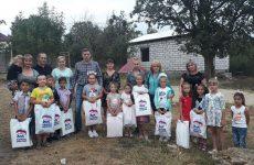 Дмитрий Судавцов принял участие в партийной акции «Собери ребенка в школу»
