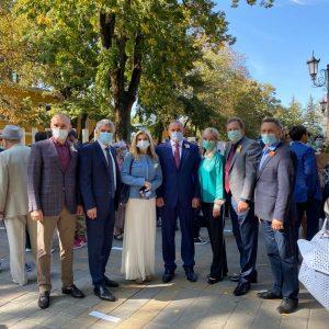 Михаил Кузьмин принял участие в мероприятиях, посвященных Дню Ставропольского края и Дню города Ставрополя