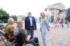 Ольга Тимофеева: «Благоустройство площади в Светлограде – пример, как важно прислушиваться к людям»
