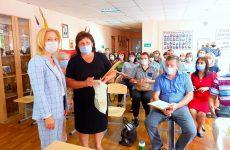 Ольга Тимофеева: «Совет микрорайона – это люди, работающие на острие проблем»