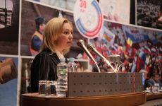 Ольга Тимофеева: «У профсоюзов и законодателей большой фронт совместной работы»