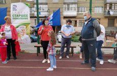 В Кисловодске стартовал проект Партии «Единая Россия» «Старшее поколение»