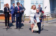 Ольга Тимофеева поздравила жителей Октябрьского района Ставрополя