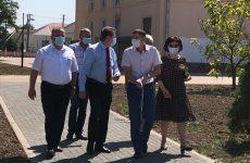 Михаил Владимирович Кузьмин посетил Новоселицкий муниципальный район