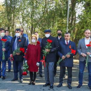 Дионис Айтов: «Сегодня наша основная задача — сохранить на века и передавать из поколения в поколение память о Великой Отечественной войне»