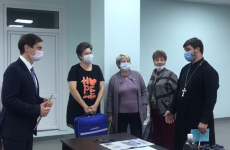 Ростислав Можейко провел прием граждан в селе Сенгилеевском