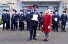Ольга Тимофеева: «Сегодня самая большая нагрузка лежит на рядовых полицейских»